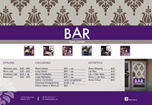 Bar Salons